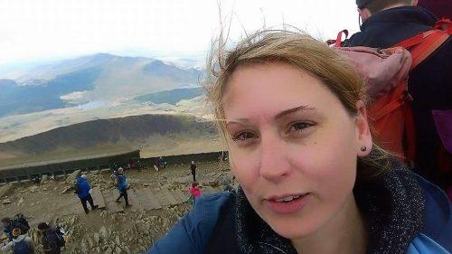 Snowdonia Selfie