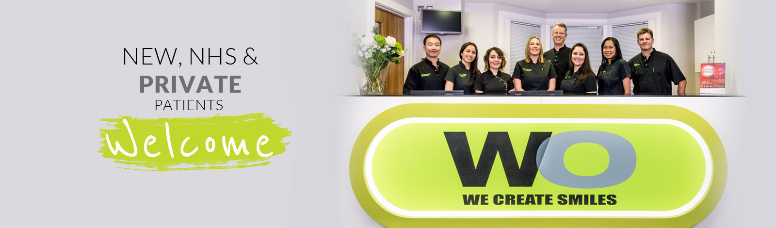 Dental Appointments - Dentist in Weybridge